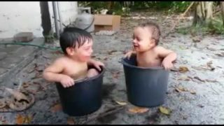 Whatsapp Status Cute Baby Laughing