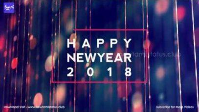 Happy New Year 2018 | Whatsapp Status for New Year Wishes