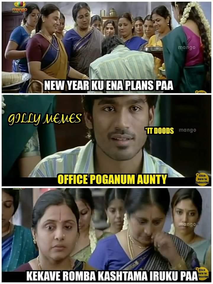 New year plan Memes