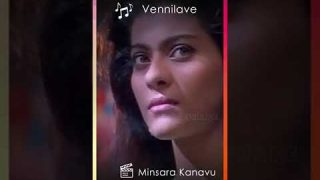 😍Vennilave – Minsara Kanavu 💖| Love Whatsapp Status Video 💕 | Full Screen