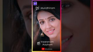 😍 Muthal Kaathal Seinthum Kannai 💖 | Tamil whatsapp status video 💕 | Full Screen