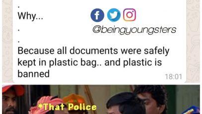 Traffic Police Memes