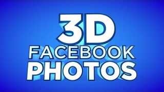 How to Create Facebook 3D Photo From any photo in Photoshop! Very Easy! Thala Ajith 3D