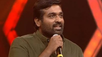 Motivational Speech Vijay Sethupathi