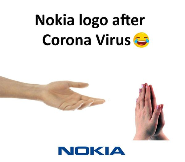 Nokia Logo after corona