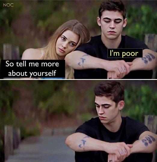 iam poor
