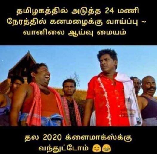 Chennai Cyclone Nivar