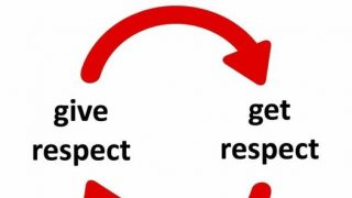 Give Respect