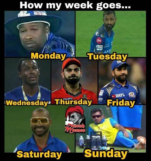How Weeks Goes