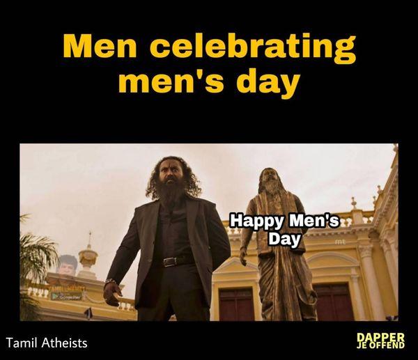 Men,s Day Celeb