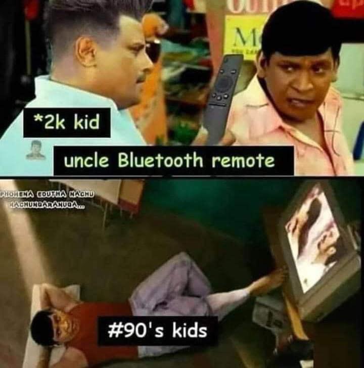 90s kids tv remote