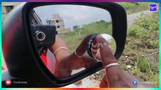 Blind Spot Mirror | Manual Rear View Blind Mirror (Unboxing, Installation, Testing)