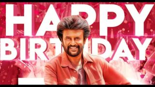 Rajinikanth Birthday Whatsapp Status