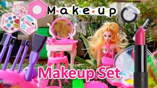 Unboxing Kids Makeup Beauty Set | Beauty Trolly Kids | Makeup Kit for Girls
